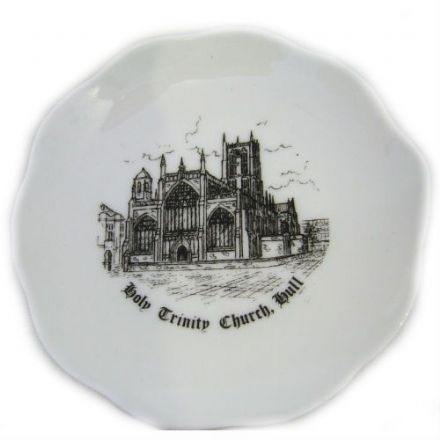 Mini Plate, Holy Trinity Church, Hull
